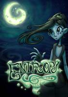 Entropy Movie Poster by Springymajig