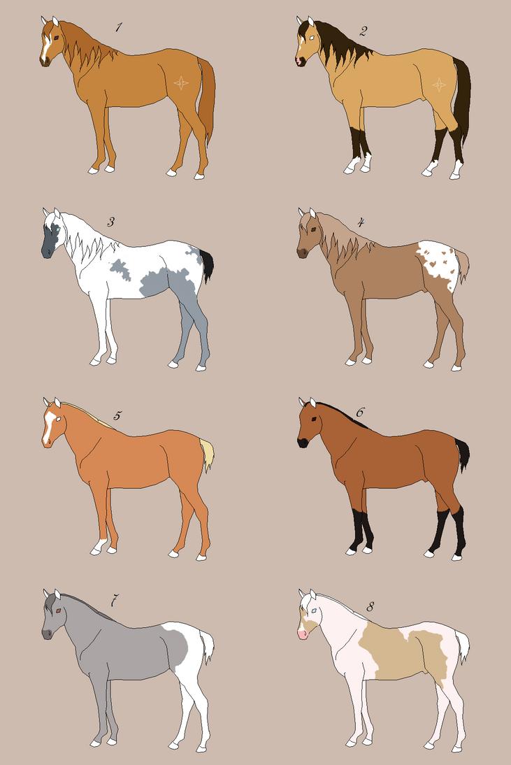 Horse Sales by horsegirl121
