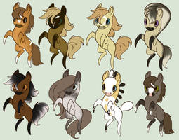 Free New Years/Christmas Adopts CLOSED