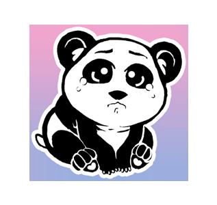 sad panda chibi by mshydeplz 8bit Sex Cancelled for 8/31/12