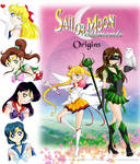 Sailor Moon Elements - Origins