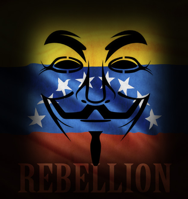 Rebellion by GhostHead-Nebula