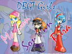 DBGT Girls - Bleedman's Style
