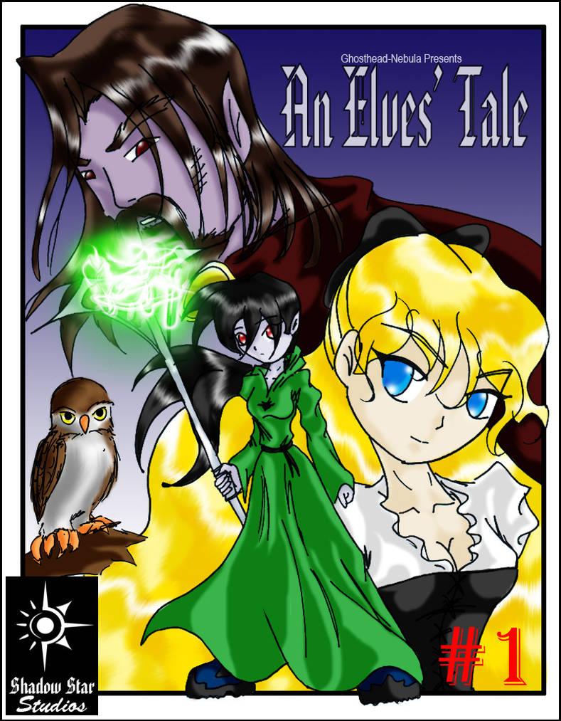An Elves' Tale - Cover 1