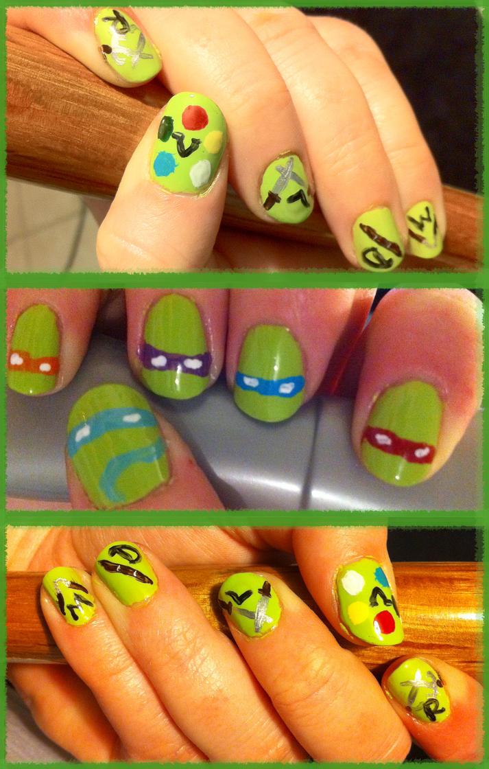 Teenage Mutant Ninja Turtles by Azralorne on DeviantArt