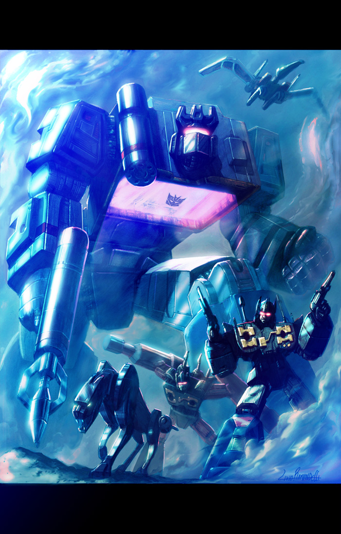 Soundwave-colored by LivioRamondelli