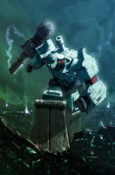 Best of Megatron IDW