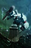 Best of Megatron IDW by LivioRamondelli