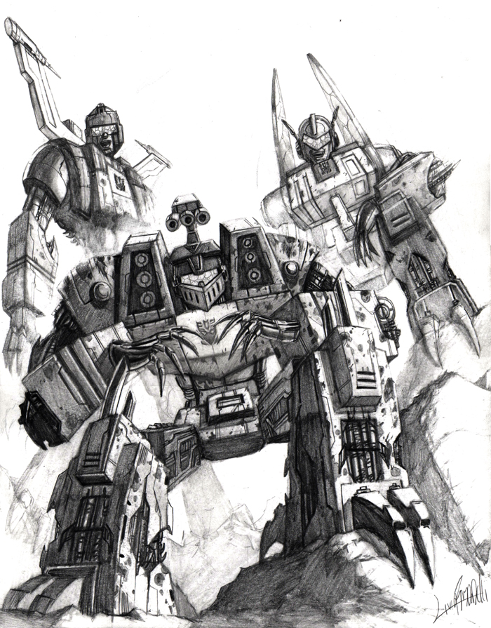 Insecticons by LivioRamondelli