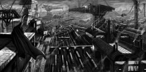 DC Universe Online-Gotham