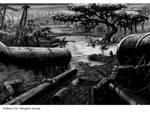DCUO Online- Slaughter Swamp