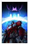 Transformers Chaos 1 Cover