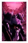 Transformers Chaos 2 Cover B