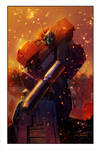 Transformers Chaos 2 Cover A