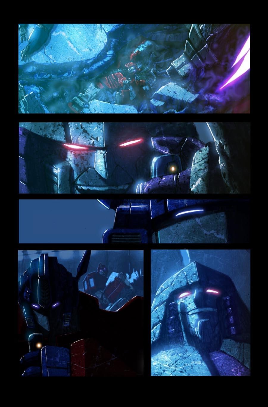 Megatron and Prime