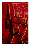Transformers: Autocracy 1 cover