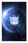 Transformers: Autocracy 9 Cover by LivioRamondelli