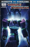 Robots in Disguise 6 (Lettered Cover)