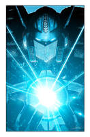 Transformers: Autocracy 10 cover by LivioRamondelli