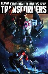 Combiner Wars cover 1