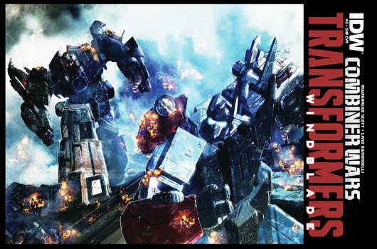 Windblade 2 Combiner Wars Cover