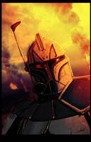 Captain Rex by LivioRamondelli