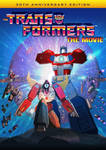 Transformers: The Movie Blu-Ray Cover