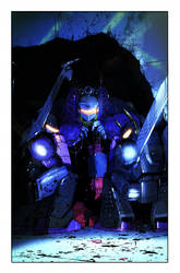 Transformers: Galaxies #2 Cover