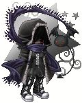Dream Avvie Dark Assassin by FallenGreyShadow15
