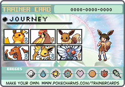 Pokemon Old Kanto Trainer Card by FallenGreyShadow15