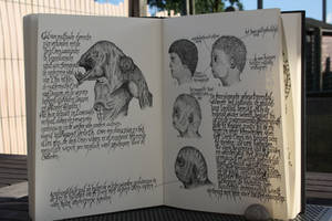 Lovecraftian pages by meroth