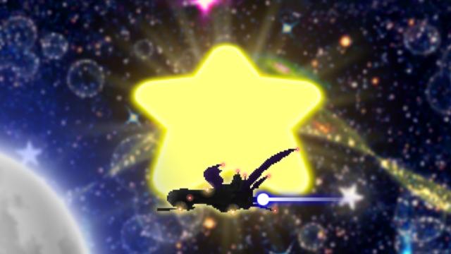Halberd space flight 2 by LoneAlchemist09