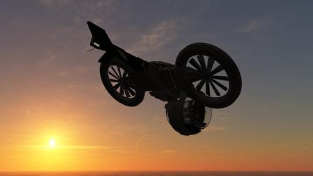 Daz mely3d flipmode speedster 3 by anthsco