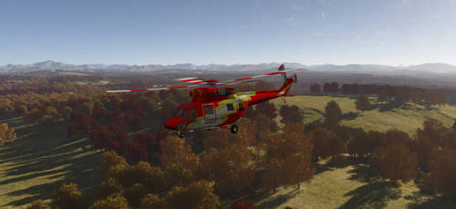 Daz Caparros Flipmode PZL W3 Civil 1 by anthsco