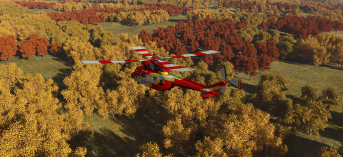 Daz Caparros Flipmode PZL W3 Civil 3 by anthsco
