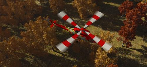 Daz Caparros Flipmode PZL W3 Civil 5 by anthsco