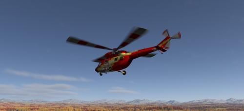 Daz Caparros Flipmode PZL W3 Civil 6 by anthsco