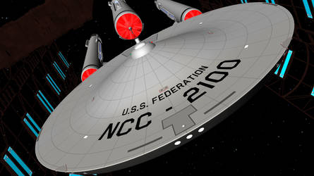 Daz starkiller dreadnought tos fed federation dryd