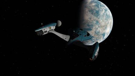 Daz kibarreto astromaster blue 2