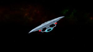 Daz flipmode metlesits galaxy class enterprise d d