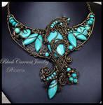 Phoenix by blackcurrantjewelry