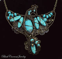 Phoenix IV by blackcurrantjewelry