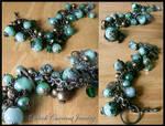 Amazonite Charm Bracelet