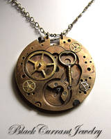 Old Watch Magic by blackcurrantjewelry
