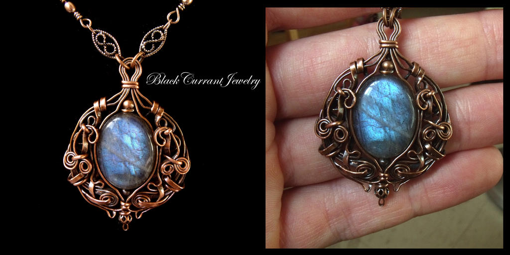 Blue Dream by ~blackcurrantjewelry