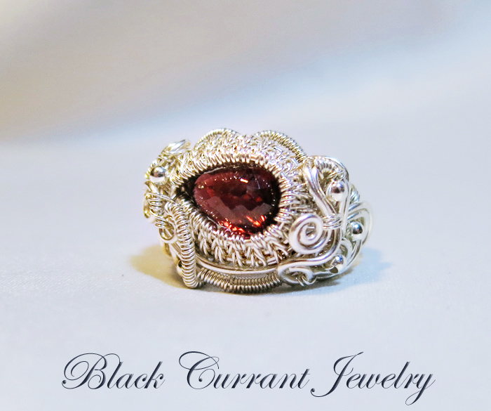 Garnet Rings That Can Hold Mystical Powers