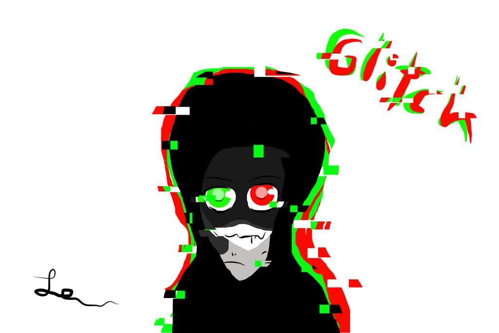 Glitch by Iamtheturtleartist