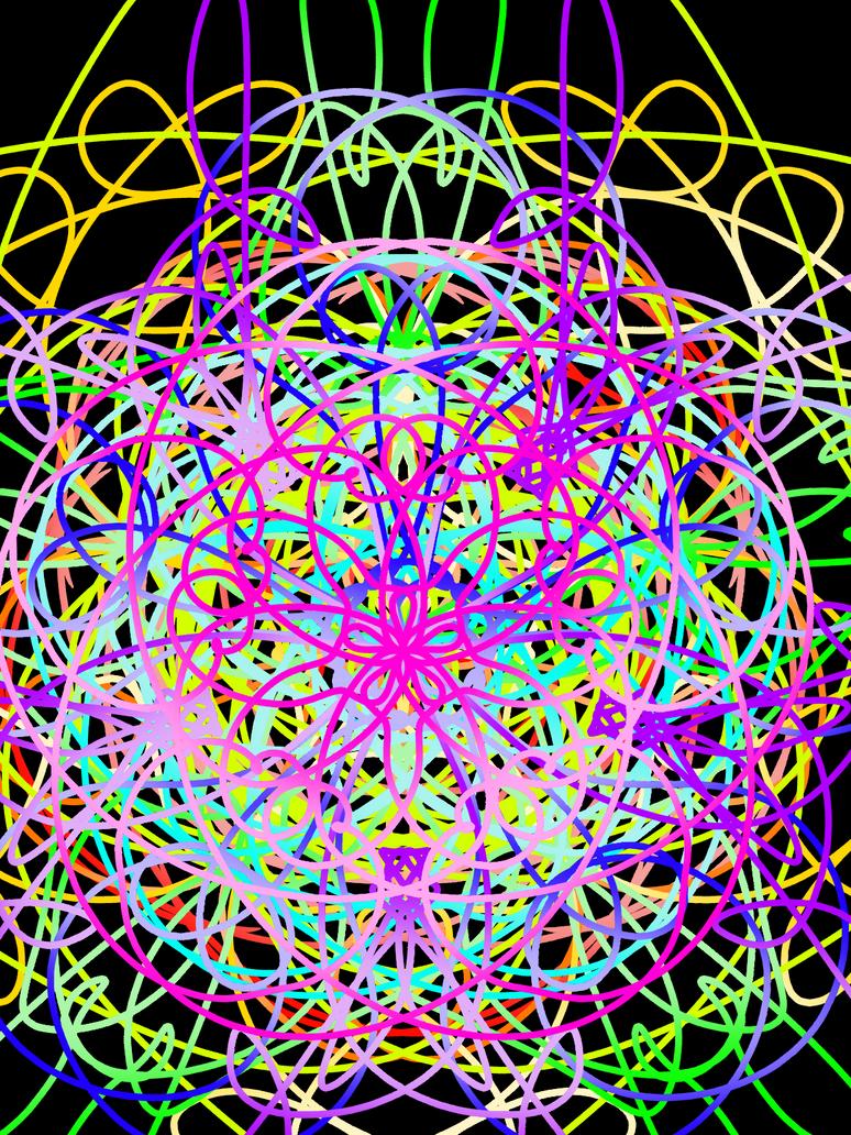 Strings by Iamtheturtleartist