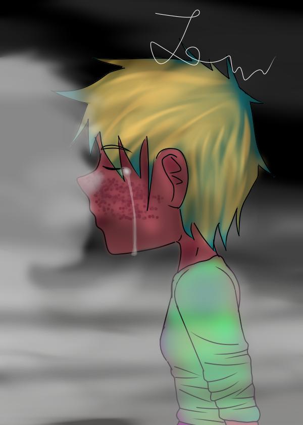 Mist kisses by Iamtheturtleartist
