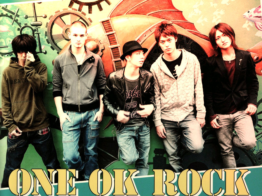 One Ok Rock wallpaper4 by bogyo5418 on DeviantArt